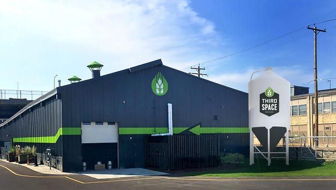 Third Space Brewing, 1505 W. St. Paul Ave., will expand production beginning in spring.