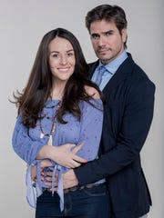 Zuria Vega y Daniel Arenas seguirán como protagonistas