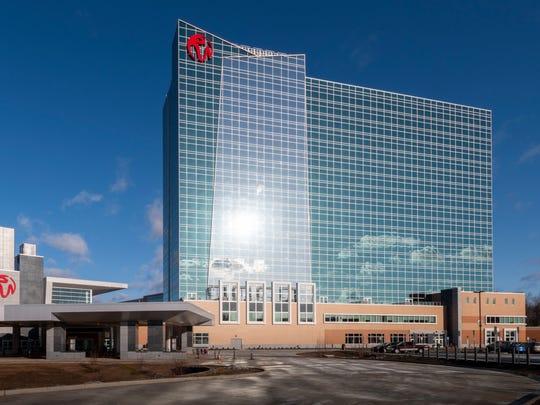 Resorts World Catskills is an 18-story luxury casino