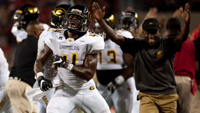 Grambling is averaging a 37-point margin of victory during its 6-0 start in SWAC play.