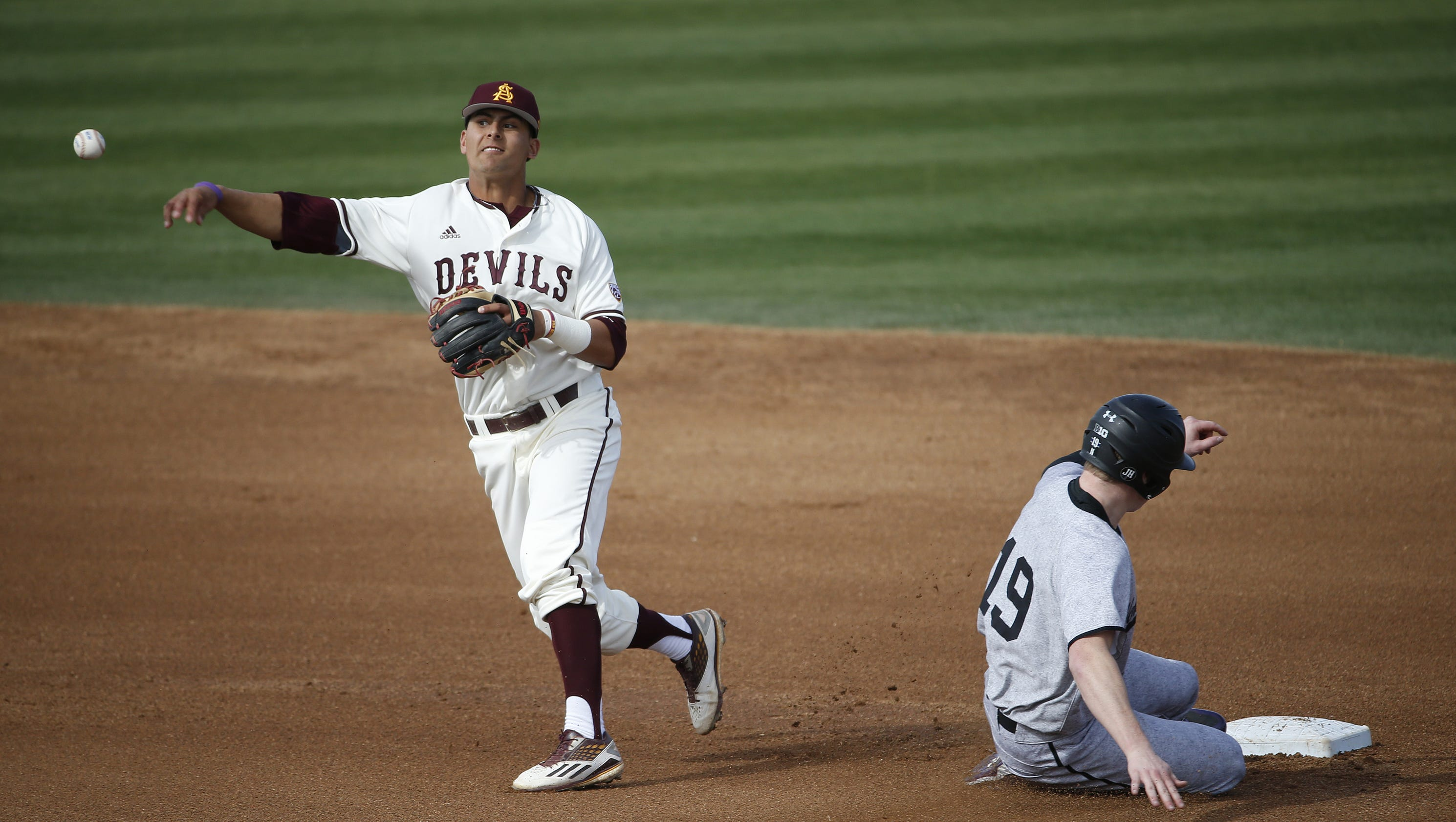 ASU baseball routed by UCLA in series finale