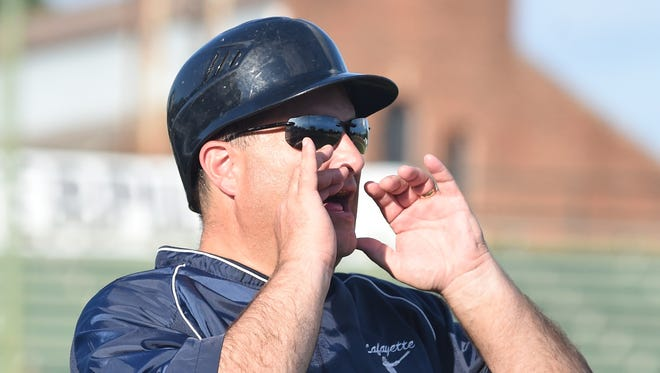 Post 11 manager Chad Dunwoody