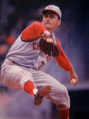 Former Reds pitcher Jim O'Toole.