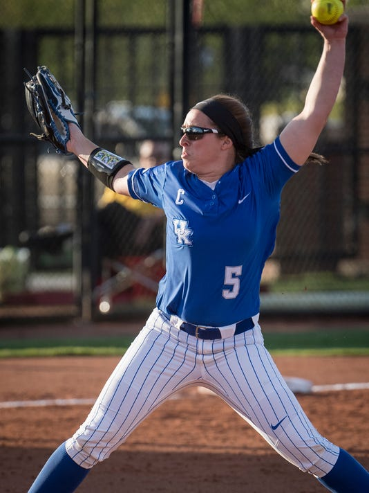 Univ of Louisville hosts Univ of Kentucky softball