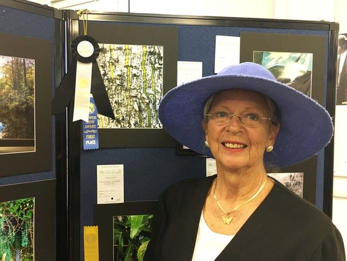 Donna Kay and the Botanical Arts Photography award.
