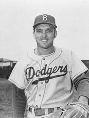 Anderson, Ind. native Carl Erskine played for the Brooklyn Dodgers from 1948 to 1959.