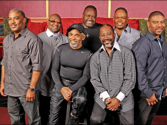 Maze featuring Frankie Beverly will perform Aug. 25