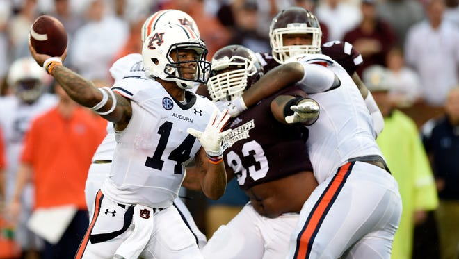 Is it possible Nick Marshall and Auburn could face Mississippi State again this season?