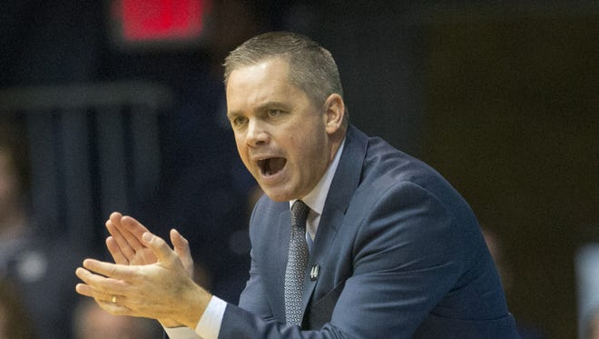 Chris Holtmann and Butler are a constant in the NCAA tournament.