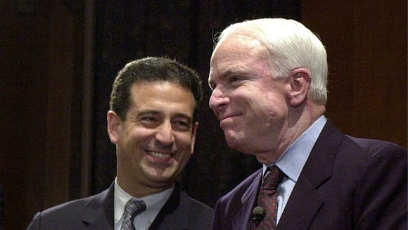 McCain and Feingold