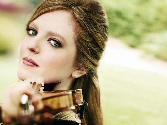 Rachel Barton Pine was the 1992 gold-medal violinist