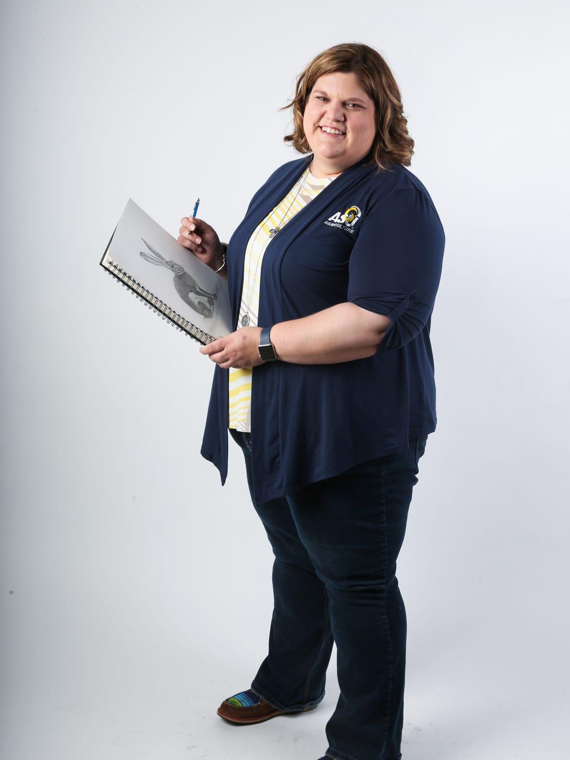 Loree Branham, Associate Professor of Animal Science