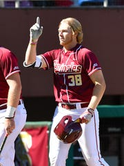 In his first six games at FSU, Rhett Aplin has thrived on offense
