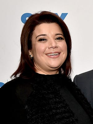 """Ana Navarro attends """"A Conversation with CNN"""" at 92nd Street Y on February 23, 2017 in New York City."""