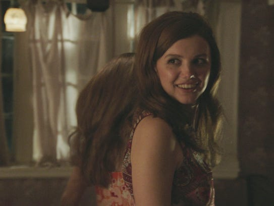 "Hannah Murray in ""Detroit."""