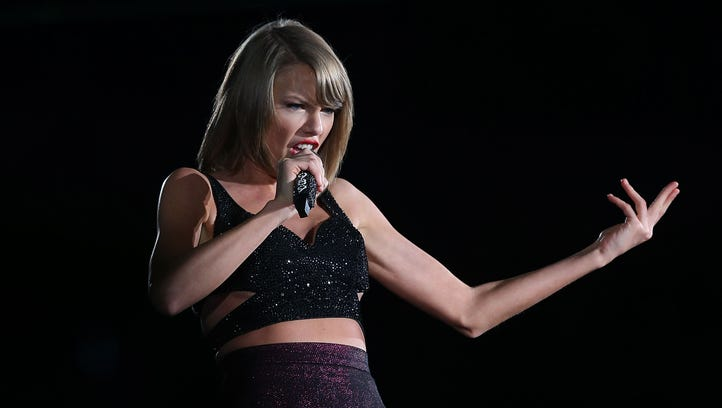 Surprise! The Swifties follow Taylor to Instagram.