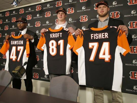 c7fe336f 2015 NFL Draft: Grading the Cincinnati Bengals' picks