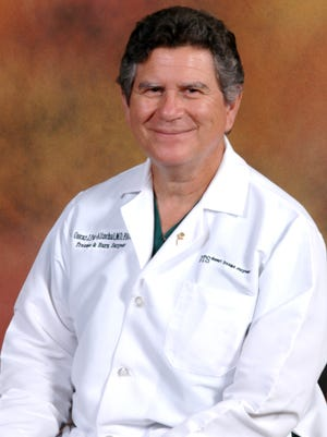 Oscar J. Paz-Altschul, M.D., Medical Director of the Wound Healing Center at Desert Regional Medical Center.