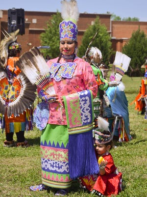 Native American Family Day will be Saturday from 1 p.m. to 4 p.m. at the Montgomery Museum of Fine Art.