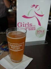 Madison Social hosted the Rock On Runathon benefit