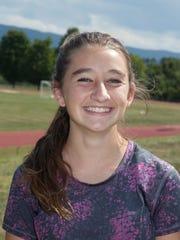 Izzy Keefer, McConnellsburg girls soccer