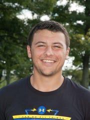 Aaron Schepis, Forbes Road boys soccer