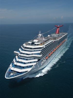 Dating to 2003, the 2,974-passenger,110,000-ton Carnival Glory is the second oldest of Carnival's five Conquest Class vessels. It sails to the Caribbean out of Miami.