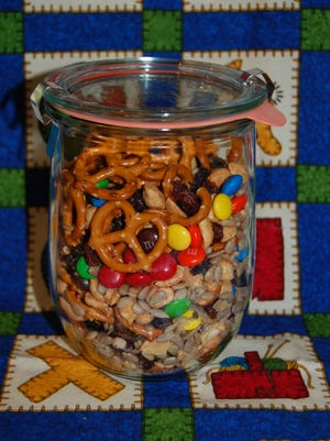 Noelle's After School Trail Mix