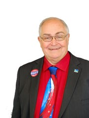 Loveland Mayor Pro Tem John Fogle is running for the