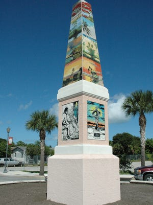 Discover the influence and accomplishments of the Florida Highwaymen at the Susan Kilmer Branch Library at noon on Thursday, Feb. 1 with a presentation by Roger Lightle.
