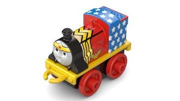 Exclusive: Thomas the Train meets DC Super Friends