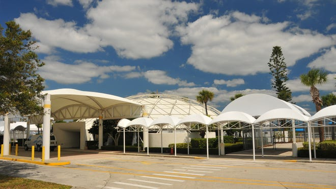 Port Canaveral is planning to tear down the current  Cruise Terminal 3, and replace it with a much-larger cruise terminal. The terminal is west of Jetty Park and public boat ramps on the south side of the port.
