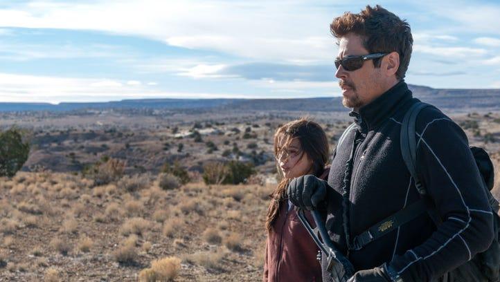 Exclusive sneak peek: Benicio Del Toro's killer returns in 'Sicario: Day of the Soldado'
