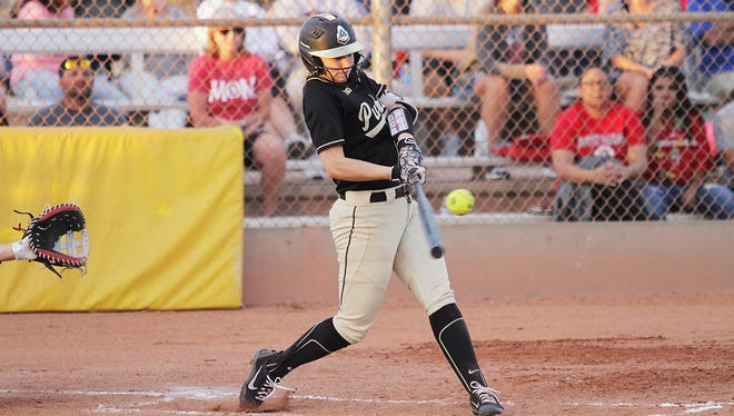 After five games, junior second baseman Stephanie Ramsey leads Purdue with a .500 batting average, including her first career home run.