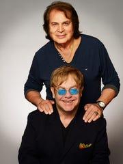 "Elton John performed on Engelbert Humperdinck's  CD ""Engelbert Calling."""