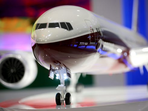 Aircraft orders have shattered records and reached cash totals not seen since before the recession at the Dubai Airshow.