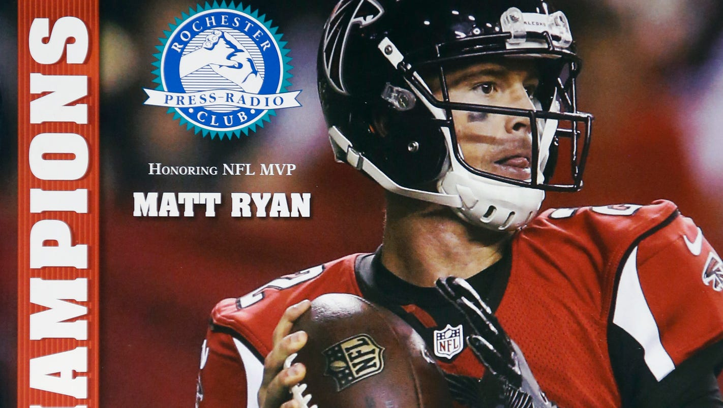Falcons QB Matt Ryan shows how to put epic Super Bowl defeat