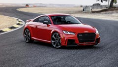 Sharp new rides from Audi, VW and Volvo