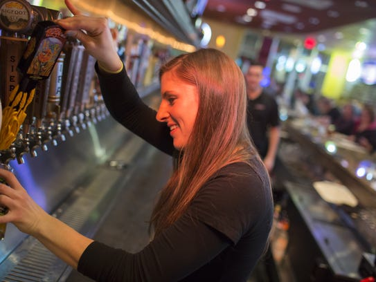 The Pint Room is in the heart of Carmel's Arts and