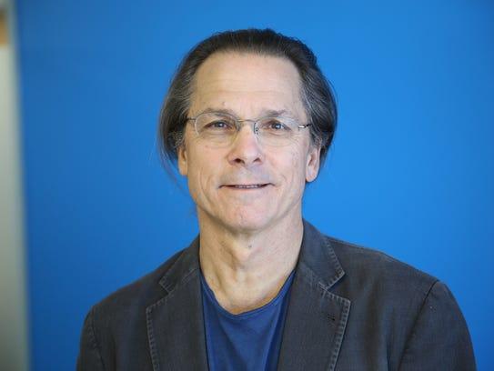 Steve Ellis runs the Innovation Group at Wells Fargo