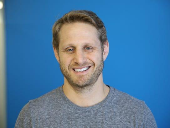 Workpop co-founder Chris Ovitz