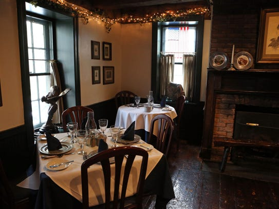 Owner Robert Norden says some ghostly things have happened