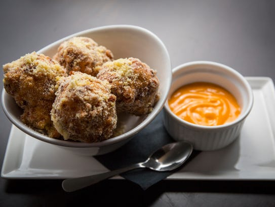 Table 128 Bistro & Bar serves up an appetizer of angry
