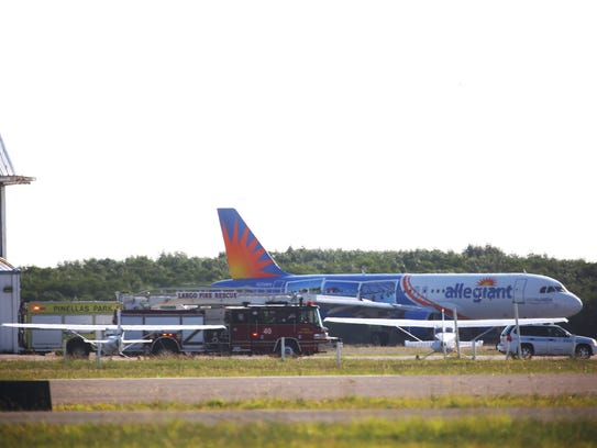 Allegiant Air39s Planes 4 Times More Likely To Fail During Flight