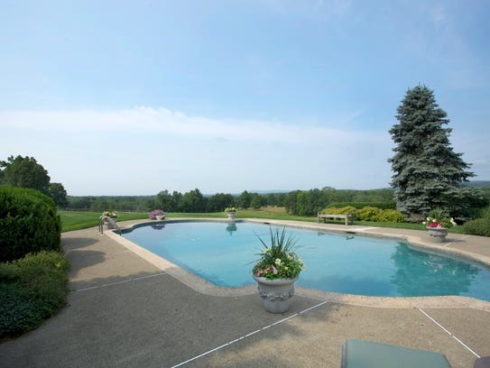 Luxury Living Equestrian Estate In Pottersville Has 20 Acres