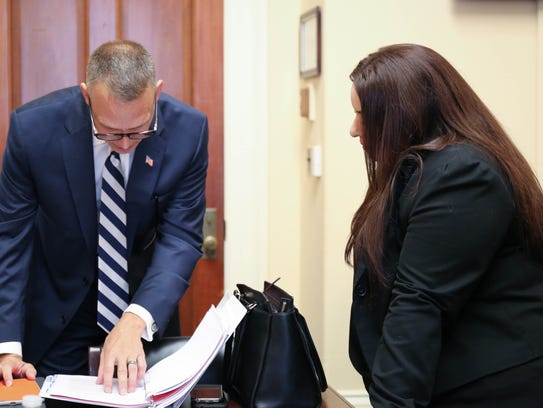 Shireen Qudosi spoke with U.S. Rep. Scott Perry, R-Dillsburg,