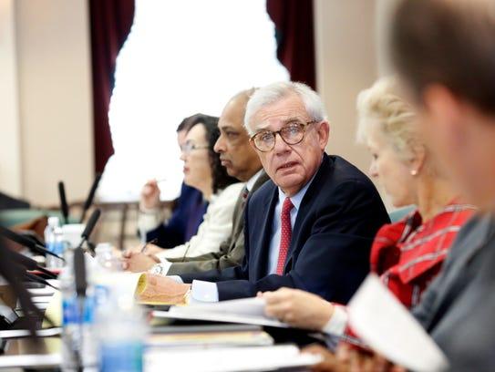 University of Louisville Board of Trustees chairman,