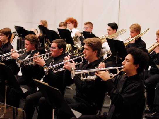 The Asheville Symphony Youth Orchestra ensembles will