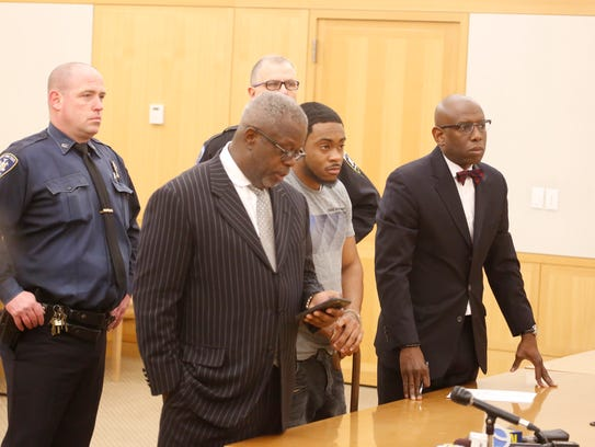 David Hardy, accused of fatally shooting 13-year-old