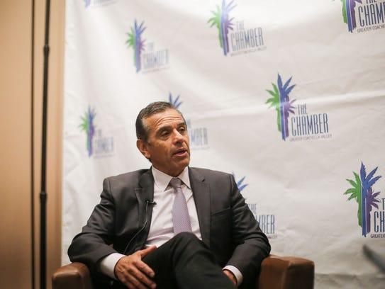 Antonio Villaraigosa, former mayor of Los Angeles and